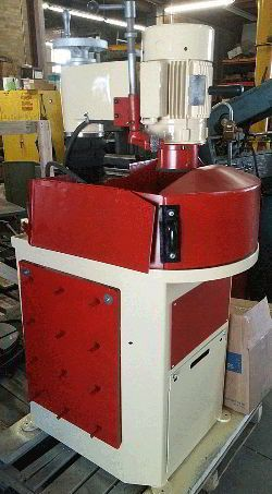 Flywheel resurfacing machinery