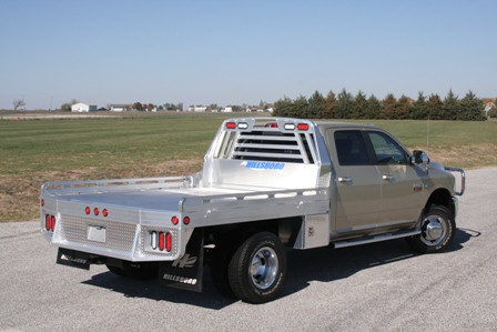 3000 Series Aluminum Truck Beds