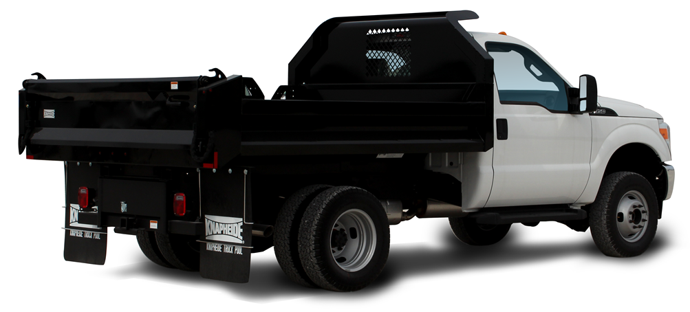 KDBF 912A Rigid Side Dump Body Ford F350